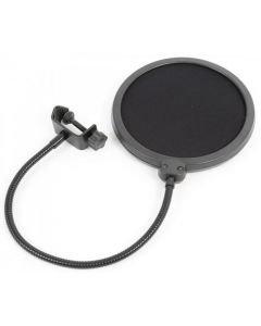 VONYX Studiomikrofonin Pop-filtteri 15cm sekä