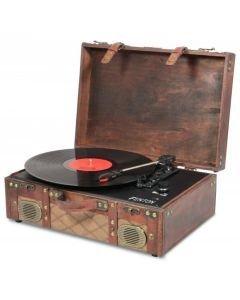 FENTON RP140 Retro levysoitin matkalaukussa