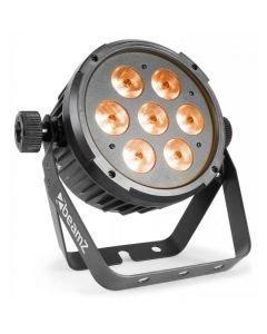 BEAMZ BT280 LED FLAT-PAR Spotti 7x10W RGBAWUV