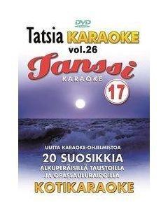 TATSIA Kotikaraoke vol 26 tanssi 17 01 KULLERON