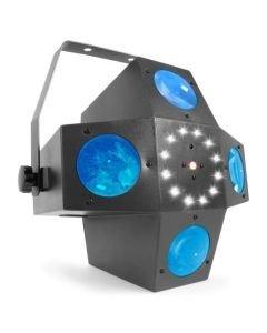BEAMZ MultiTrix LED RGBAW Laser DMX LED