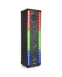 VONYX LightMotion LM80 600W aktiivikaiutin RGB LED