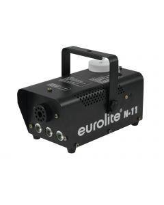 EUROLITE N-11 400W savukone oransseilla LEDeillä
