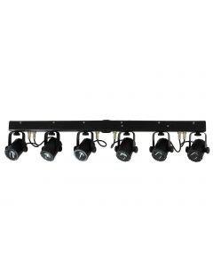 EUROLITE LED SCY-Bar TCL light set on 6-spotin valosetti