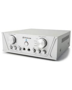 SKYTRONIC ST-2H Stereovahvistin 2x50W mikrofoni