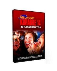 MELHOME Vol 14 KARAOKE DVD levyllä on 40