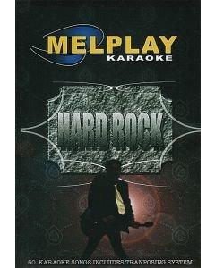 MELHOME Hardrock VOL 1 Karaoke DVD Ammatti sekä