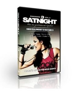 SATURDAYNIGHT Karaoke vol 4 DVD levyltä löydät