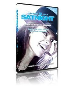 SATURDAYNIGHT Karaoke vol 5 DVD levyltä löydät