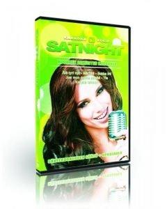 SATURDAYNIGHT Karaoke DVD vol 6 levyltä löydät