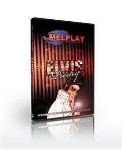 MELHOME Karaoke DVD Elvis Presley VOL 1 Ammatti