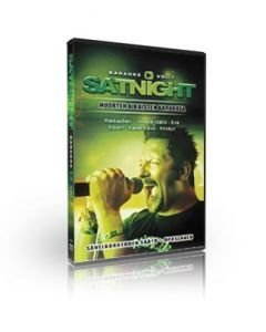 SATURDAYNIGHT Karaoke DVD vol 7 levyltä löydät