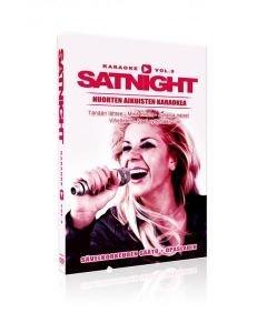 SATURDAYNIGHT Karaoke DVD vol 9 DVD levyltä