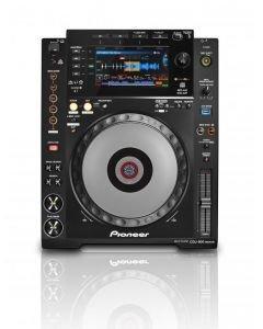 PIONEER CDJ-900NXS CD MP3 MIDI kontrolleri Uusi