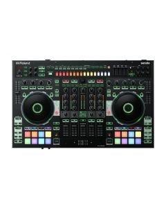 ROLAND DJ-808 Kontrolleri DJ-ohjain varustettuna