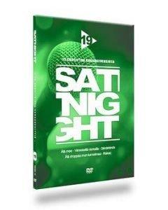 SATURDAYNIGHT Karaoke DVD vol 19 levyltä löydät