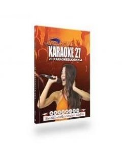 MELHOME Vol 27 karaoke DVD levyllä on 20