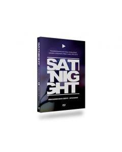 SATURDAYNIGHT Satnight kokoelma 1-6 karaoke DVD
