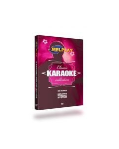 MELHOME Classic karaoke collection 300 kappaleen