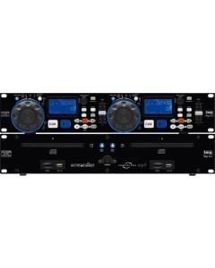 IMG STAGE LINE CD-230USB tupla CD soitin DJ