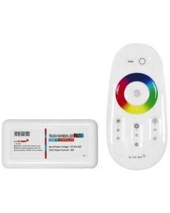 MONACOR CU-100RGB LED-ohjain nauhoille tai
