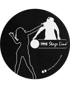 IMG STAGE LINE DJP-2M levymatto antistaattinen