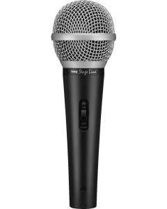 IMG STAGE LINE DM-1100 Dynaaminen mikrofoni laulu-