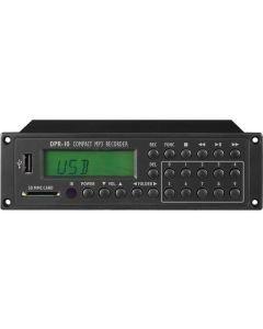 IMG STAGE LINE DPR-10 MP3 soitin ja tallennin USB