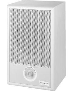 MONACOR EUL-75/WS 100V kaiutin valkoinen volume