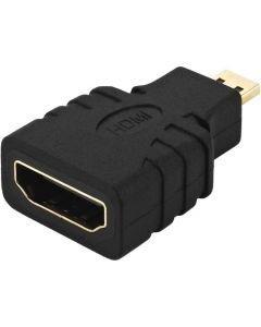 MONACOR HDMA-100MC, HDMI-adapteri, 19-napainen