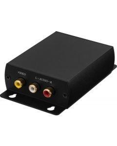 MONACOR HDRCA-100CON HDMI Komposiittivideo