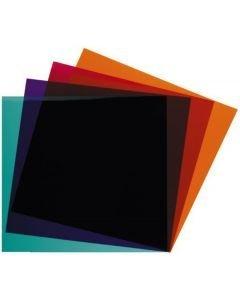 IMG STAGE LINE LEF-256SET värikalvosetti 4kpl