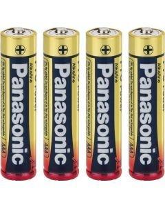 PANASONIC LR-03 AAA paristo 1200mAh 4 kpl