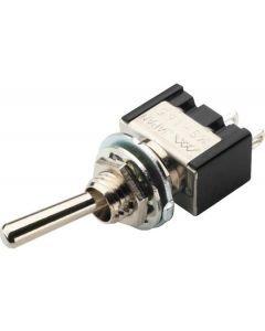 MONACOR M-90/2A Precision Toggle Switches, For