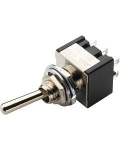 MONACOR M-90/6A Precision Toggle Switches, For