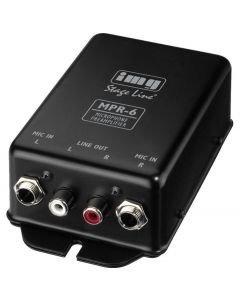 IMG STAGE LINE MPR-6 Mikrofonietuaste /