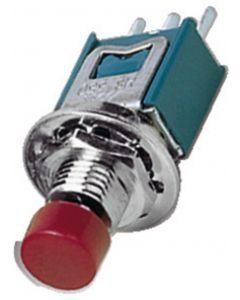MONACOR MS-650/RT Miniature momentary