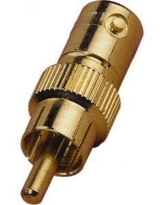 MONACOR NC-1524G Adapteri BNC-liitin naaras -