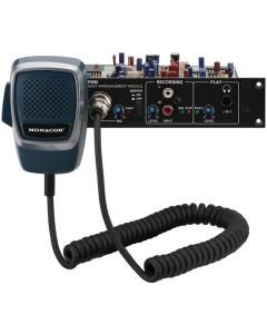 MONACOR PA-24FMM hälytys moduuli PA mikseri