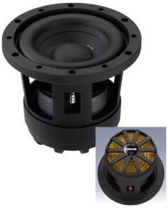 CARPOWER RAPTOR-6 6 autohifi Subwoofer 100W RMS 4