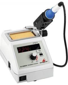 MONACOR SIC-530ROHS juotosasema lämpötilan