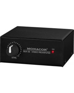 MONACOR SLA-35 on linjatasoinen signaali