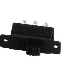 MONACOR T-217 Miniature sliding switch, 2 x ON/ON