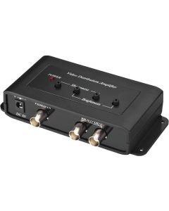MONACOR TVDA-102AMP Videosignaalinjakaja