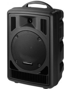 MONACOR TXA-800CD Siirrettävä äänentoistosetti