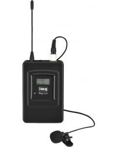 IMG STAGE LINE TXS-606LT lähetin mikrofoni