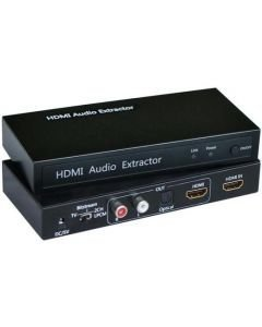 MONACOR HDEXTRC HDMI audio muuntaja