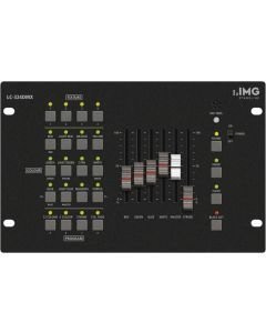 IMG STAGE LINE LC-324DMX valo-ohjain RGB ja RGBW