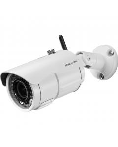 Monacor INC-4212BWM IP Bullet kamera wifi motorisoidulla zoomilla