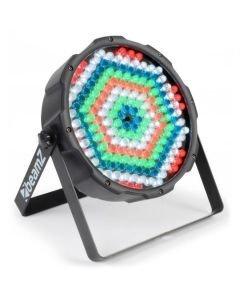 VUOKRAUS LED FLAT-PAR Spotti 186x 10mm RGBW DMX 25